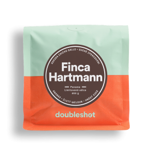 Specialty coffee beans for filter from Finca Hartman, Panama